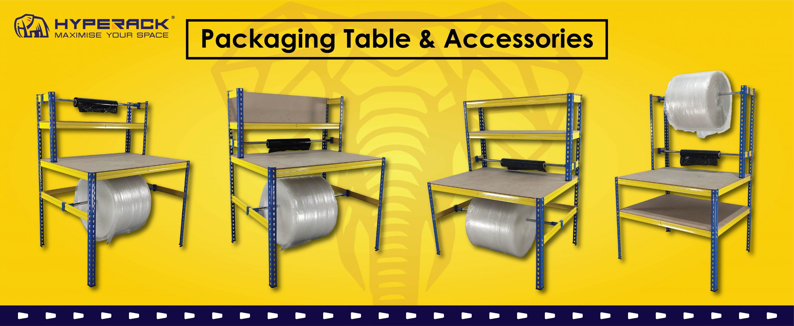 Packaging Table & Accessories